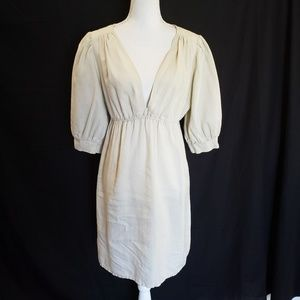 FEI for anthropologie linen dress. Size XL